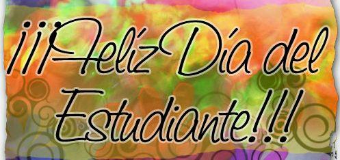 Feliz Dia del Estudiante 15