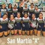 San Martin Gano el Torneo Mimi Sosa en Femenino