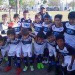 La Categoría 2009 de Fútbol Infantil viajo a Sunchales a Disputar El Torneo FNFI