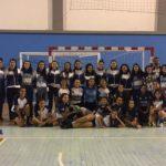 San Martin participó del Torneo de Hanball de Clorinda