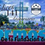 ¡FELIZ 141 Aniversario FORMOSA!