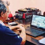 SAN MARTIN PRESENTE EN REUNIÓN VIRTUAL CON AUTORIDADES NACIONALES